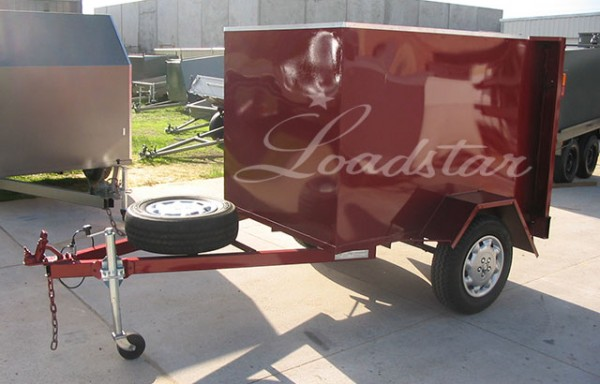 Luggage Trailer