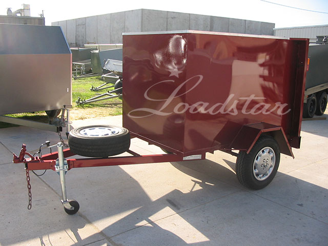 6x4 Luggage trailer