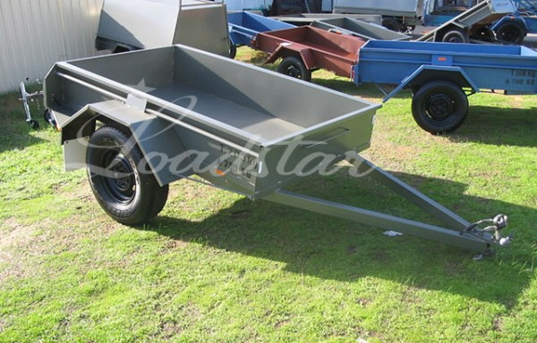 7x4ft Offroad Trailer