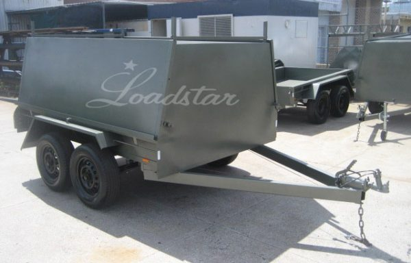 8x5ft 1.5 Tonne Tradesman Trailer