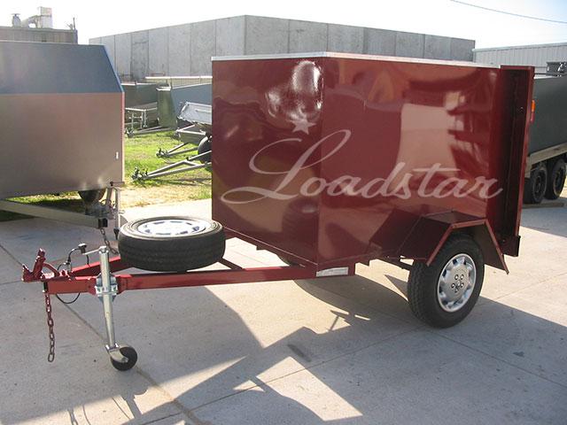 6x4 Luggage trailer