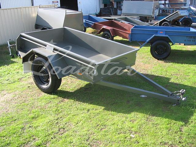 7x4 off road trailer