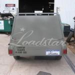 7x4 Tradesman rear view