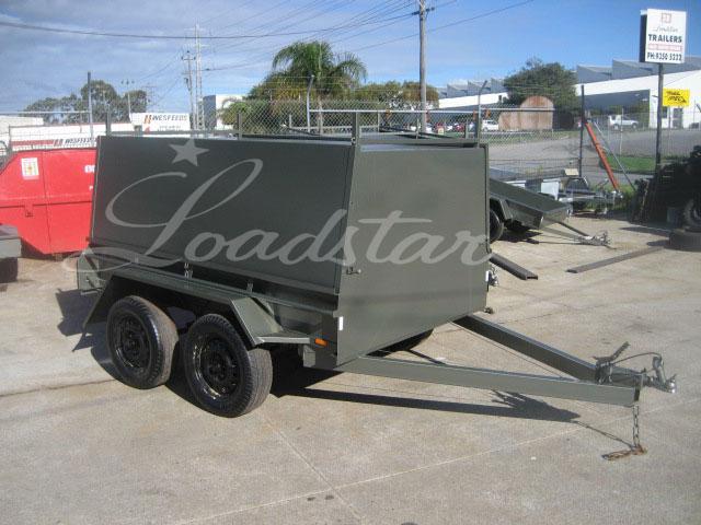 8x5 Tradesman 2 tonne