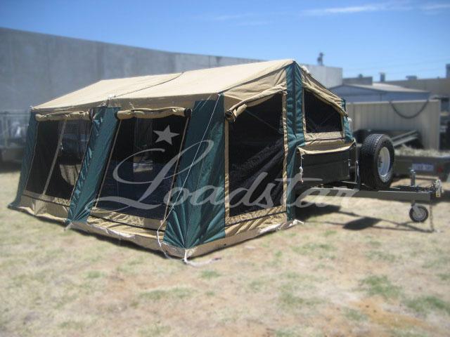 Camper open