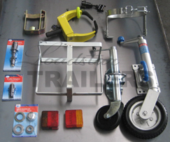 Accessories and Trailer Parts